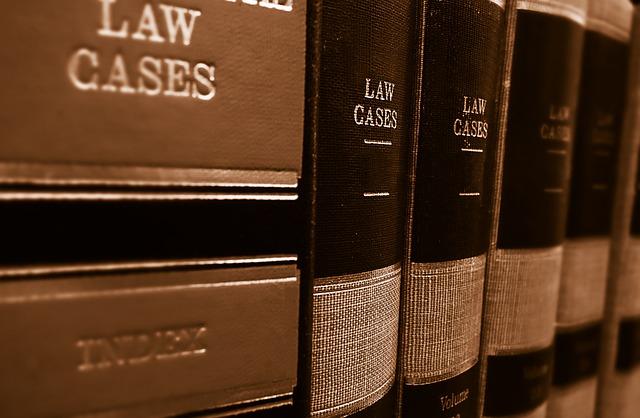法律に関する書籍
